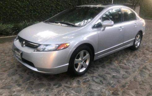 Honda Civic 2007 barato en Puebla