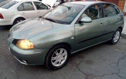 Tengo que vender mi querido Seat Ibiza 2003 en muy buena condición