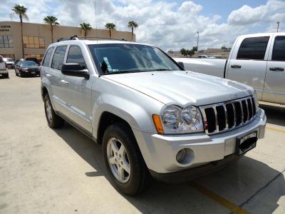 Quiero vender inmediatamente mi auto Jeep Grand Cherokee 2005