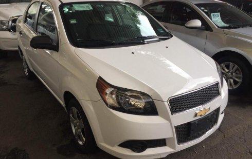 Quiero vender inmediatamente mi auto Chevrolet Aveo 2014 muy bien cuidado