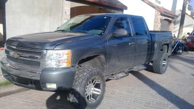 Chevrolet Silverado impecable en Mexicali