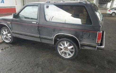 Chevrolet Blazer 1988 usado