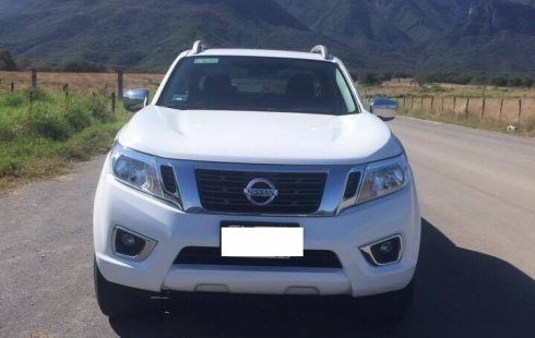 Nissan Frontier Doble Cabina 2015