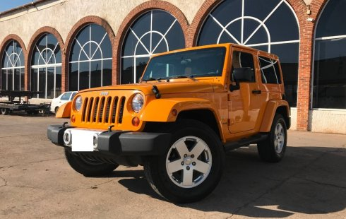 Jeep Wrangler 4x4 2015 en Puebla