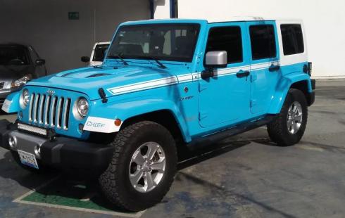 Jeep Wrangler 4x4 2016 en Jalisco