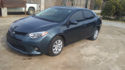 Toyota Corolla 2014 barato en Mexicali