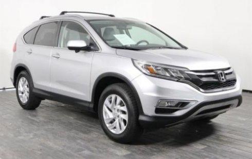 Honda CR-V año 2016
