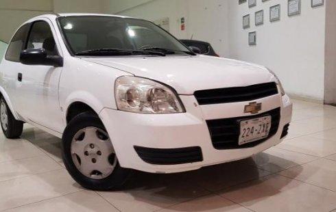 Quiero vender urgentemente mi auto Chevrolet Chevy 2009 muy bien estado