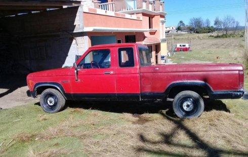 Me veo obligado vender mi carro Ford Ranger 1986 por cuestiones económicas