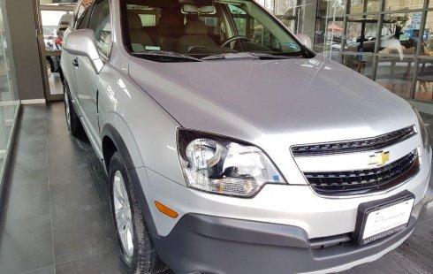 Pongo a la venta cuanto antes posible un Chevrolet Captiva en excelente condicción a un precio increíblemente barato