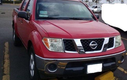 Se vende un Nissan Frontier de segunda mano