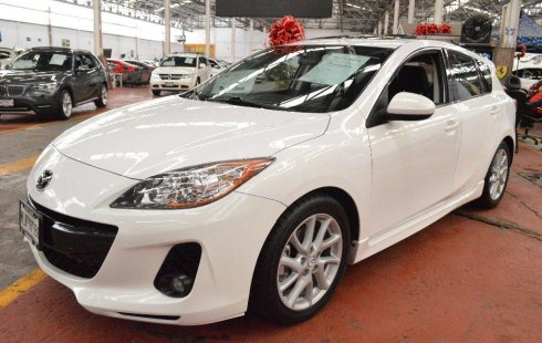 Mazda 3 2012 usado en Tlalnepantla