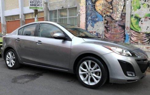 Urge!! En venta carro Mazda 3 2010 de único propietario en excelente estado
