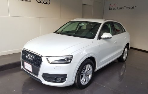 Se vende un Audi Q3 de segunda mano