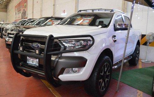 Ford Ranger 2017 barato en Tlalnepantla