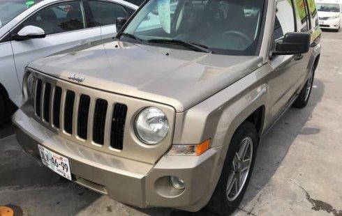 Jeep Patriot 2009 usado en Guadalajara