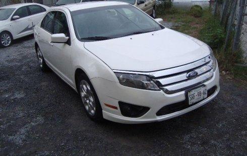 Quiero vender urgentemente mi auto Ford Fusion 2010 muy bien estado
