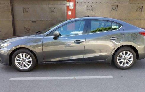 Un Mazda 3 2014 impecable te está esperando