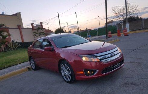 Vendo un carro Ford Fusion 2012 excelente, llámama para verlo