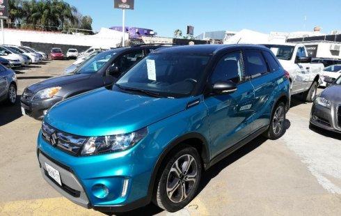 Suzuki Vitara 2016 usado