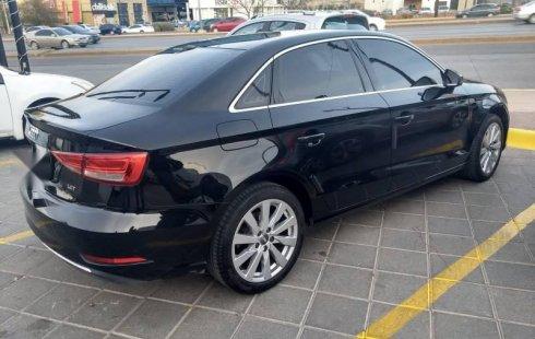 Audi A3 2018 usado