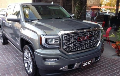 GMC Sierra 2017 impecable
