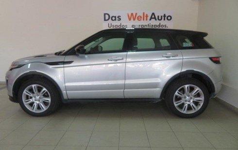 Vendo un Land Rover Range Rover Evoque por cuestiones económicas