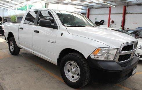 Dodge RAM 1500 impecable en Azcapotzalco más barato imposible