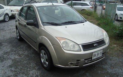 No te pierdas un excelente Ford Fiesta 2009 Automático en Nuevo León