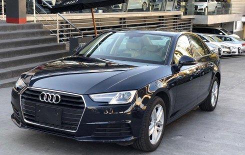 En venta un Audi A4 2018 Automático en excelente condición