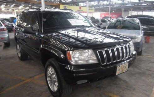 Jeep Grand Cherokee 2002 impecable
