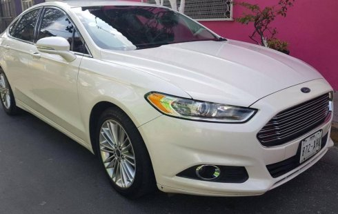 Urge!! En venta carro Ford Fusion 2014 de único propietario en excelente estado