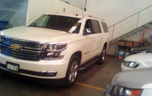 Chevrolet Suburban 2015 barato en Azcapotzalco