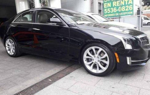 No te pierdas un excelente Cadillac ATS 2016 Automático en Cuauhtémoc