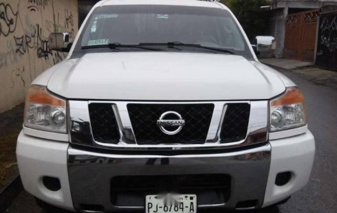 Precio de Nissan Titan 2008