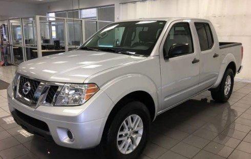 Quiero vender cuanto antes posible un Nissan Frontier 2015