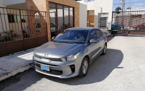 En venta un Kia Rio 2018 Automático en excelente condición