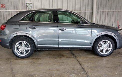 Me veo obligado vender mi carro Audi Q3 2015 por cuestiones económicas