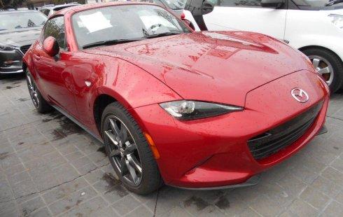 SHOCK!! Un excelente Mazda MX-5 2017, contacta para ser su dueño