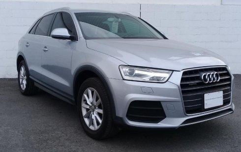 Me veo obligado vender mi carro Audi Q3 2016 por cuestiones económicas