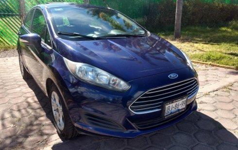 Vendo un carro Ford Fiesta 2016 excelente, llámama para verlo