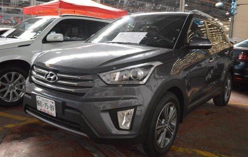 Hyundai Creta 2017 impecable