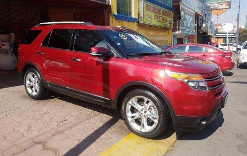 Urge!! Vendo excelente Ford Explorer 2014 Manual en en Coyoacán