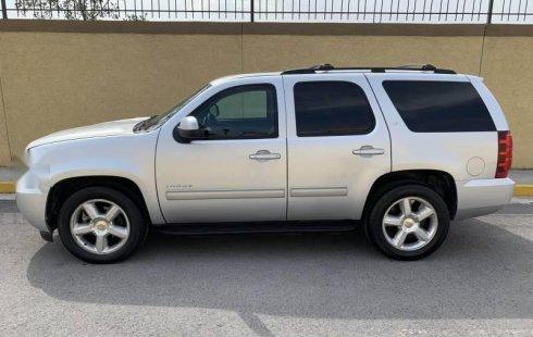 Quiero vender cuanto antes posible un Chevrolet Tahoe 2014