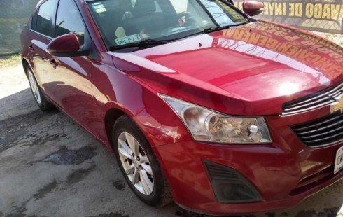 Se vende urgemente Chevrolet Cruze 2014 Manual en Irapuato