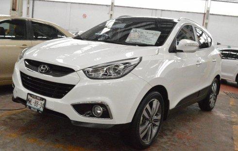 Quiero vender urgentemente mi auto Hyundai ix35 2015 muy bien estado