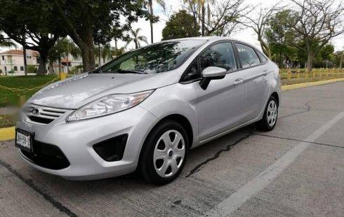 SHOCK!! Un excelente Ford Fiesta 2013, contacta para ser su dueño
