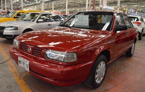 Tengo que vender mi querido Nissan Tsuru 2010 en muy buena condición