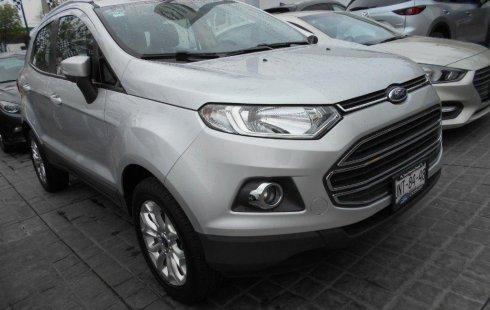 Ford EcoSport 2017 barato