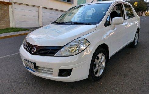 Nissan Tiida 2015 barato en Puebla